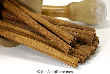 Cinnamon - Photo of Cinnamon Sticks - Home Related