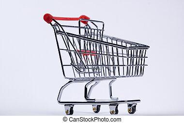 shopping cart - empty shopping cart