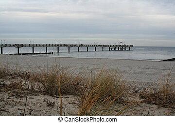 Heiligendamm bridges -