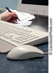 Mouse Writing