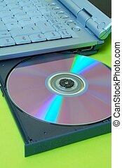 Laptop CD - DOF