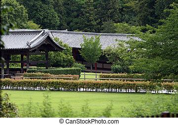japonés,  Architectur