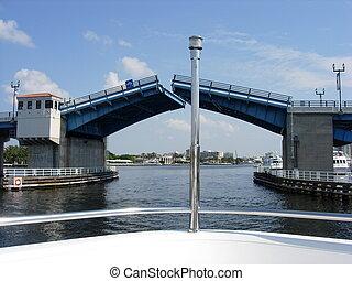 puente levadizo