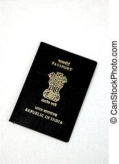 indianin, Paszport
