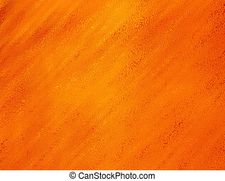 Abstract Background or Wallpaper - Orange textured abstract...