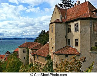 Old Castle - Meersburg Castle, Germany