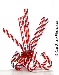 Candy Canes - Photo of Cand Canes - Christmas Related