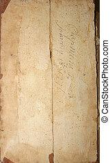 Pergamino, antiguo