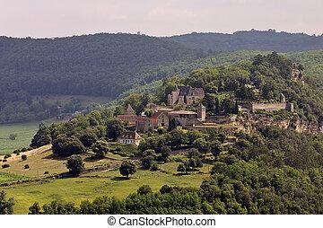 Chateau de Marqueyssac, France - Chateau de Marqueyssac,...