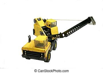 Toy Crane 2