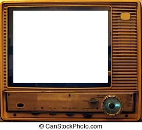 Retro Style Television - -- this model dates from around...