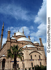 Mosque of Mohammed Ali - The Mosque of Mohammed Ali at teh...