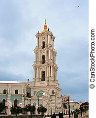 Church - Orthodox church in the Ukraine / Sumy 2006
