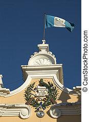 libertad, señal, guatemala
