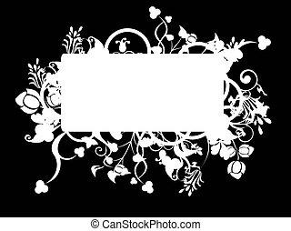 foliage blank
