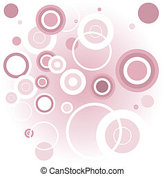 pink retro backgroun - great for your design and...