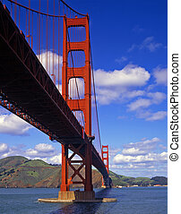 GoldenGateBridge2 - The Golden Gate Bridge in San Francisco,...