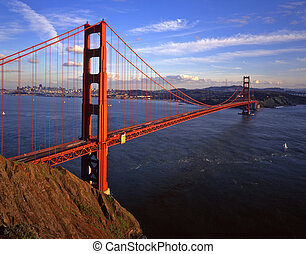 GoldenGateBridge8 - The Golden Gate Bridge and San...