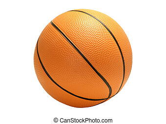 Basketball - Isolated Basket Ball - Sports Related