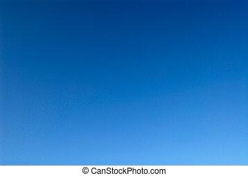 clear blue sky - Clear blue sky.