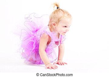 adorable ballerina