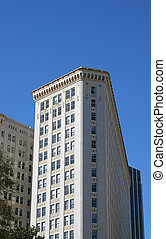 Classic Architecture - Old Classic office building in...