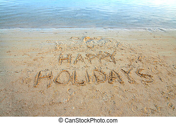 HAPPY HOLIDAYS - Thanks - we had :- Image taken at Muri...