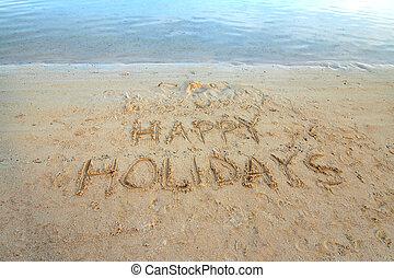 HAPPY HOLIDAYS - Thanks - we had ... :-) Image taken at Muri...