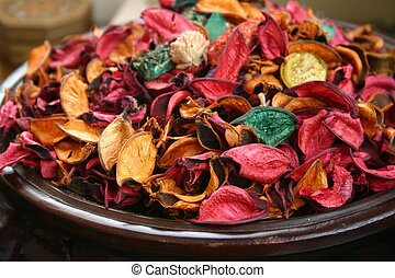 Potpourri  - Colorful Potpourri