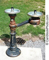 waterfountain - antique waterfountain