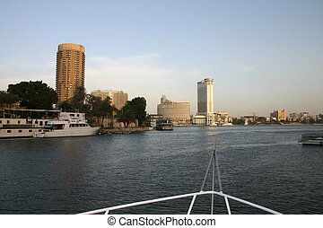 Nile of Egypt