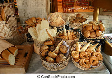 Assorted Bread - Variety of Bread