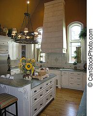 Luxury 35 kitchen rm - Luxury kitchen room designer model...