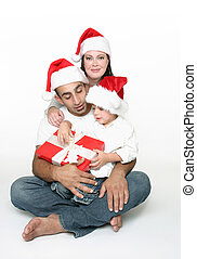 Family togetherness at Christmas