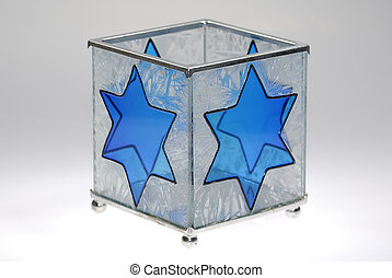 Decorative Candle Holder - Photo of a Decorative Candle...