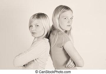 angry girls