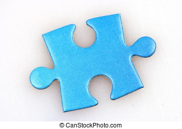 Missing Piece - A missing piece of a jigsaw puzzle