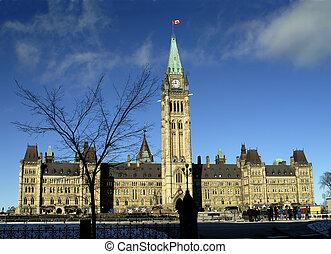 Canada\'s, parlamento