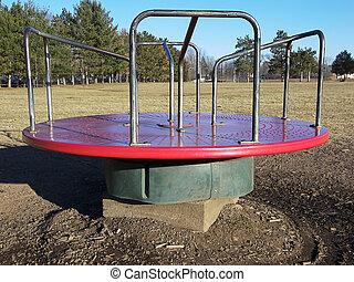 Merry-Go-Round - Photo of a merry go round