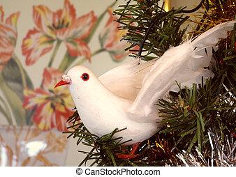 Christmas Pigeon