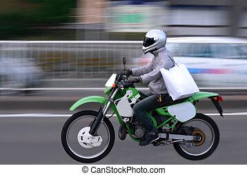 Geschwindigkeit, shoppen