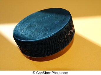 Official Hockey Puck