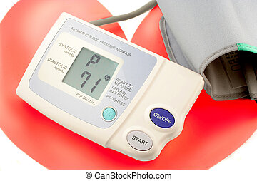 blood pressure monitor - automatic blood preassure monitor...