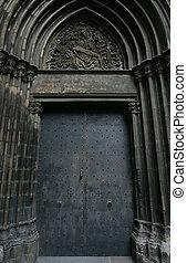 gótico, PORTA, Espanha