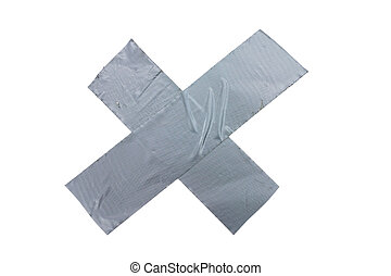 duct tape with white background
