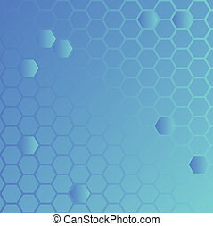 hexa ground blue