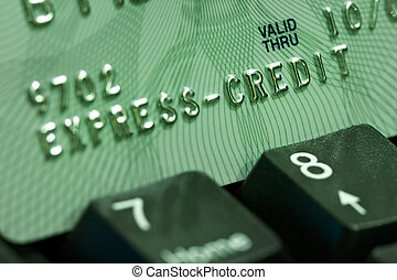 Credit card verification
