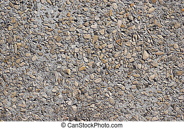 concrete with pebbles texture #1