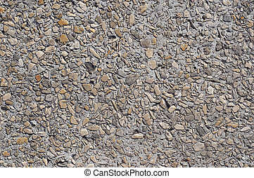 concrete with pebbles texture #2