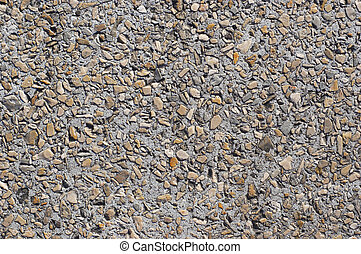 concrete with pebbles texture #3